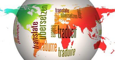 Übersetzer/in – Fremdsprachenkorrespondent/in