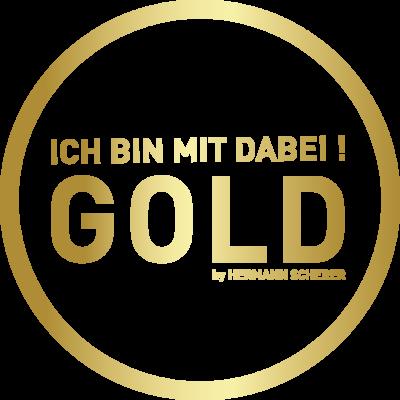 Gold Programm von Hermann Scherer