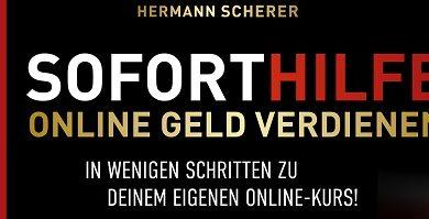 Hermann Scherer Sofort HIlfe
