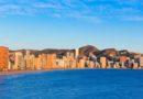 Küste in Spanien
